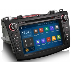 AUTORADIO GPS SUZUKI SWIFT 2011/2012 ANDROID OU WINDOWS