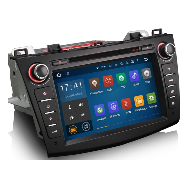 autoradio gps compatible suzuk swift 2011 2012 android ou windows. Black Bedroom Furniture Sets. Home Design Ideas