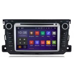 AUTORADIO GPS SMART FOR TWO 2010 A 2015