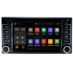 Autoradio Android 7.1 GPS Subaru Impreza, Forester & XV avant 2013