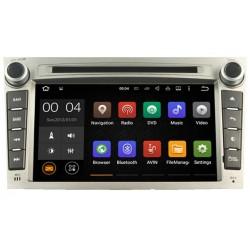 Autoradio Android 7.1 écran tactile GPS DVD Subaru Legacy & Outback de 2010 à 2013