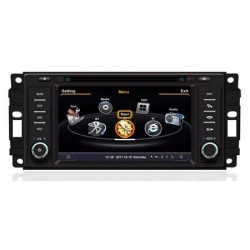 AUTORADIO GPS CHRYSLER JEEP DODGE