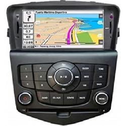 AUTORADIO GPS CHEBVROLET CRUZE