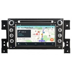 AUTORADIO GPS SUZUKI GRAND VITARA ANDROID OU WINDOWS