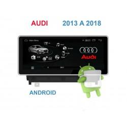 AUTORADIO GPS HYPE AUDI A3 2013-2018