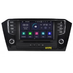 AUTORADIO GPS ANDROID VOLGSWAGEN PASST DEPUIS 2016