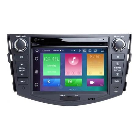 AUTORADIO GPS ANDROID TOYOTA RAV4 2008-2011