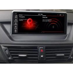 ECRAN ANDROID GPS HYPE BMW X1 E84 DE 2009 à 2015