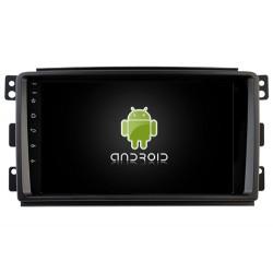 AUTORADIO GPS SMART FOR TWO 2005-2010