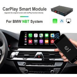 Wireless Carplay/Andriod Auto pour BMW NBT Système ecran 6,5/8,8 pouces