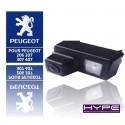 HYPE HVCA700CMOS Caméra de recul CMOS waterproof pour PEUGEOT
